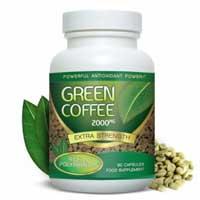 cafe vert minceur en pharmacie